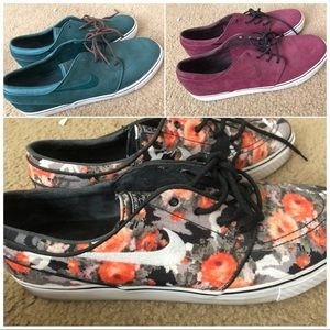 Like new Janoski bundle!